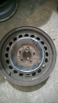 Диск колесный обычный (стальной) Mercedes W210 (E) Артикул 50337144 - Фото #1