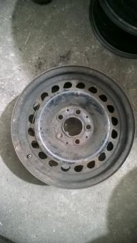 Диск колесный обычный (стальной) Mercedes W210 (E) Артикул 50381095 - Фото #1