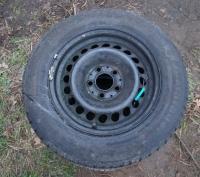 Диск колесный обычный (стальной) Mercedes W210 (E) Артикул 50856056 - Фото #1