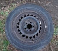 Диск колесный обычный (стальной) Mercedes W210 (E) Артикул 50856080 - Фото #1