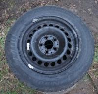 Диск колесный обычный (стальной) Mercedes W210 (E) Артикул 50856095 - Фото #2