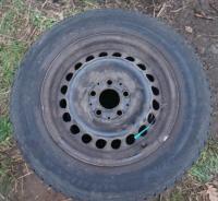 Диск колесный обычный (стальной) Mercedes W210 (E) Артикул 50856197 - Фото #1