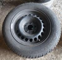 Диск колесный обычный (стальной) Mercedes W210 (E) Артикул 51074378 - Фото #1
