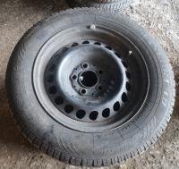 Диск колесный обычный (стальной) Mercedes W210 (E) Артикул 51074437 - Фото #1