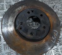 Диск тормозной Mercedes W210 (E) Артикул 51081152 - Фото #1