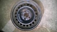 Диск колесный обычный (стальной) Mercedes W210 (E) Артикул 51243081 - Фото #1