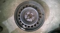 Диск колесный обычный (стальной) Mercedes W210 (E) Артикул 51720254 - Фото #1