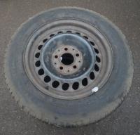 Диск колесный обычный (стальной) Mercedes W210 (E) Артикул 51723908 - Фото #1