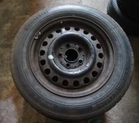 Диск колесный обычный (стальной) Mercedes W210 (E) Артикул 51731917 - Фото #1