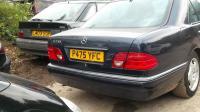Mercedes W210 (E) Разборочный номер W7695 #1