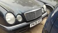 Mercedes W210 (E) Разборочный номер W7695 #4