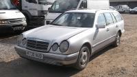 Mercedes W210 (E) Разборочный номер B1686 #1