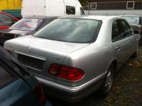 Mercedes W210 (E) Разборочный номер 45035 #1
