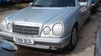 Mercedes W210 (E) Разборочный номер W7866 #3