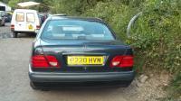 Mercedes W210 (E) Разборочный номер 45070 #1