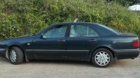 Mercedes W210 (E) Разборочный номер 45070 #2