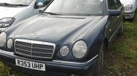 Mercedes W210 (E) Разборочный номер 45200 #1