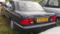 Mercedes W210 (E) Разборочный номер 45200 #3