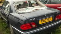 Mercedes W210 (E) Разборочный номер 45365 #3