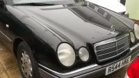 Mercedes W210 (E) Разборочный номер W7963 #1