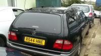 Mercedes W210 (E) Разборочный номер W7963 #2