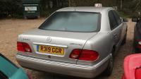 Mercedes W210 (E) Разборочный номер 45711 #1