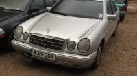 Mercedes W210 (E) Разборочный номер 45711 #2