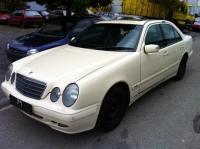 Mercedes W210 (E) Разборочный номер 45862 #2