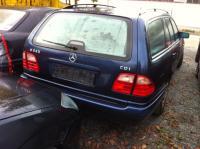 Mercedes W210 (E) Разборочный номер 45973 #1