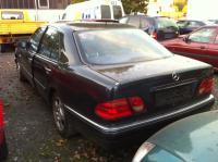 Mercedes W210 (E) Разборочный номер X8821 #1