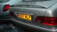 Mercedes W210 (E) Разборочный номер 46429 #1
