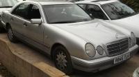 Mercedes W210 (E) Разборочный номер W8209 #1