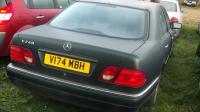 Mercedes W210 (E) Разборочный номер 46594 #2