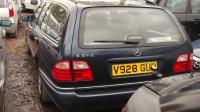 Mercedes W210 (E) Разборочный номер W8255 #4