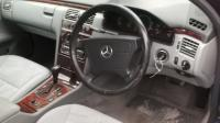 Mercedes W210 (E) Разборочный номер W8255 #5