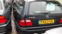 Mercedes W210 (E) Разборочный номер 47120 #2