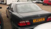 Mercedes W210 (E) Разборочный номер 47225 #2