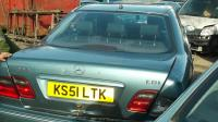 Mercedes W210 (E) Разборочный номер B2137 #1