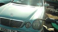 Mercedes W210 (E) Разборочный номер B2137 #3