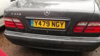 Mercedes W210 (E) Разборочный номер W8649 #1