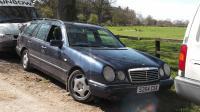 Mercedes W210 (E) Разборочный номер 48863 #2