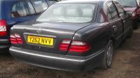 Mercedes W210 (E) Разборочный номер 48917 #1