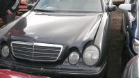Mercedes W210 (E) Разборочный номер 48917 #4