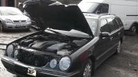 Mercedes W210 (E) Разборочный номер 49338 #1