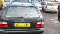 Mercedes W210 (E) Разборочный номер 49338 #2
