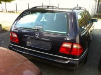 Mercedes W210 (E) Разборочный номер X9486 #1