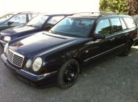 Mercedes W210 (E) Разборочный номер X9486 #2