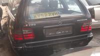 Mercedes W210 (E) Разборочный номер B2372 #4