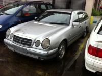 Mercedes W210 (E) Разборочный номер Z3266 #1