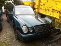Mercedes W210 (E) Разборочный номер 49996 #2